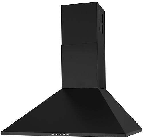 Cylinda Classic Trend 60 cm svart spisfläkt