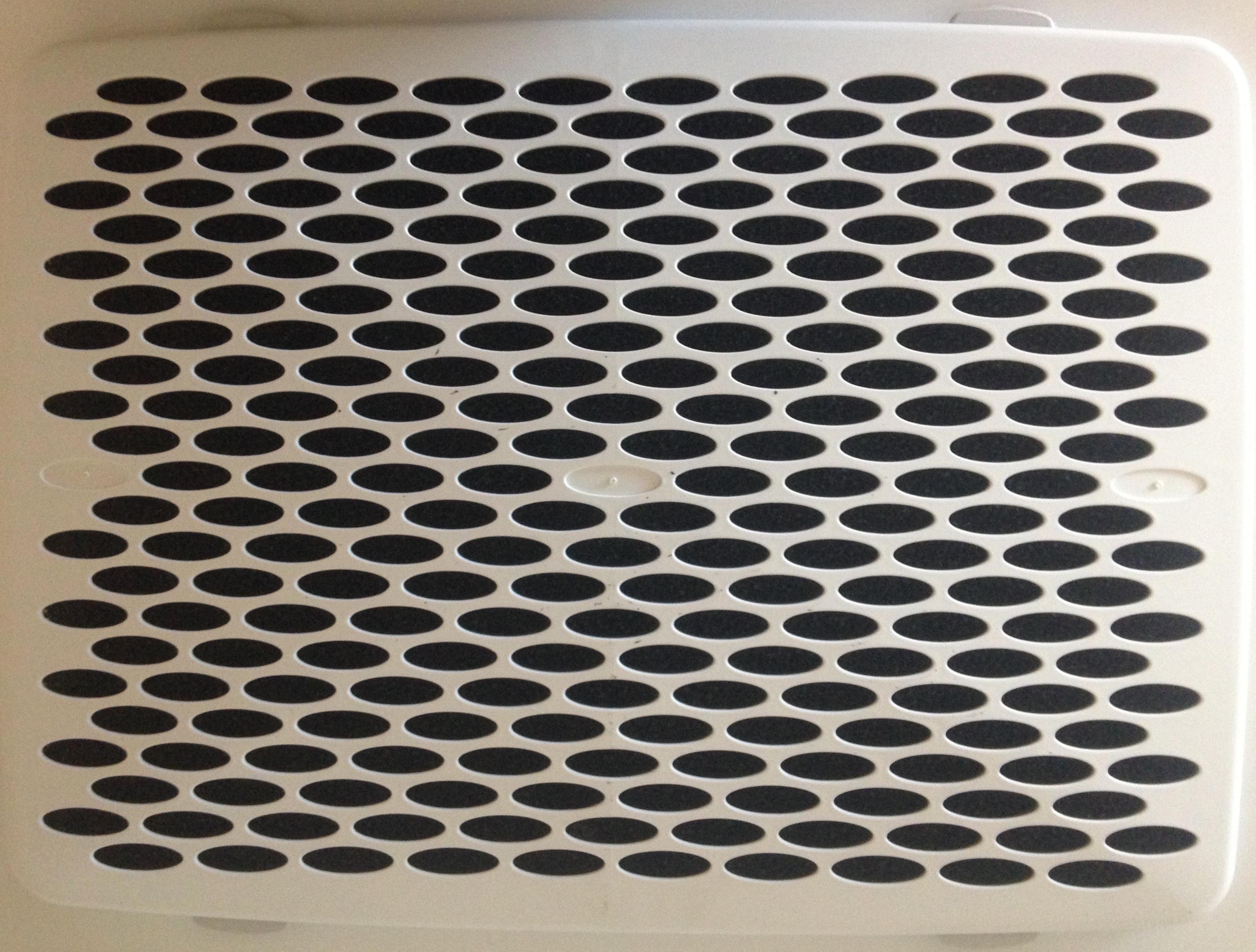 Franke Polyesterfilter komplett vit F200
