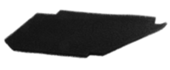 Polyesterfilter Franke, Futurum, Cylinda 400