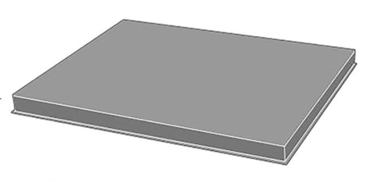 Kolfiltermatta 1200 Franke/ Futurum, Cylinda, M.fl.