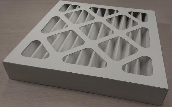 Filtersats RDAZ-10 Fläktwoods 2+2 st