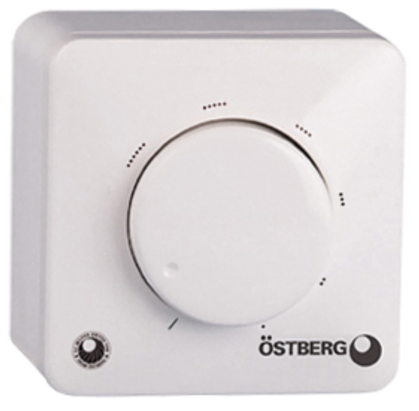 Potentiometer MS EC Östberg Steglös Off-läge