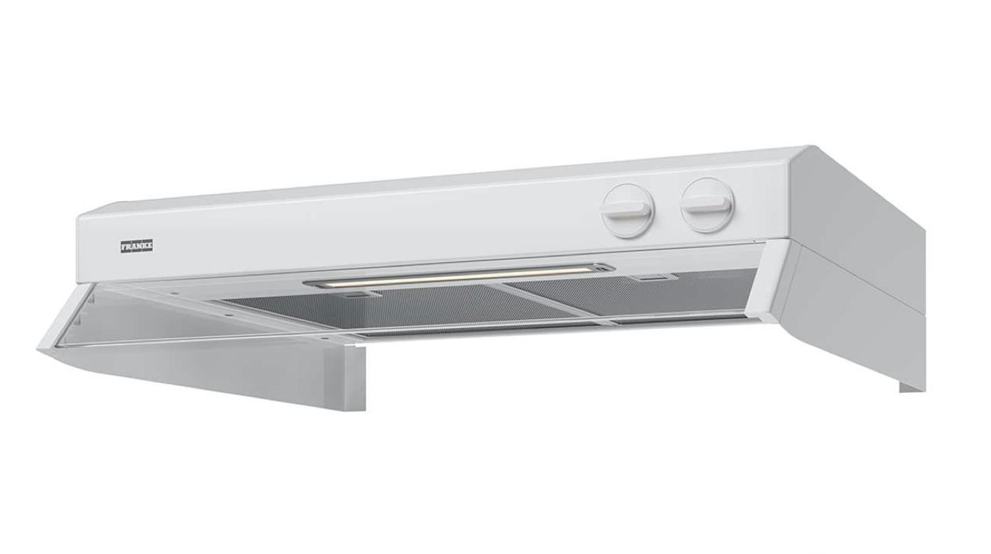 Franke Classic kåpa 1221A-10 60 cm vit lgh