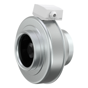 Kanalfläkt Systemair K 250 EC sileo