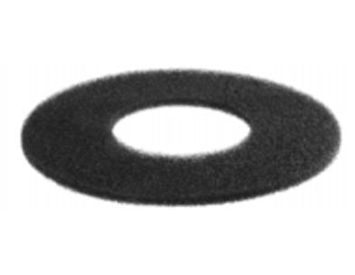 Polyesterfilter modell 800. Diameter 250 mm. / 110 mm.
