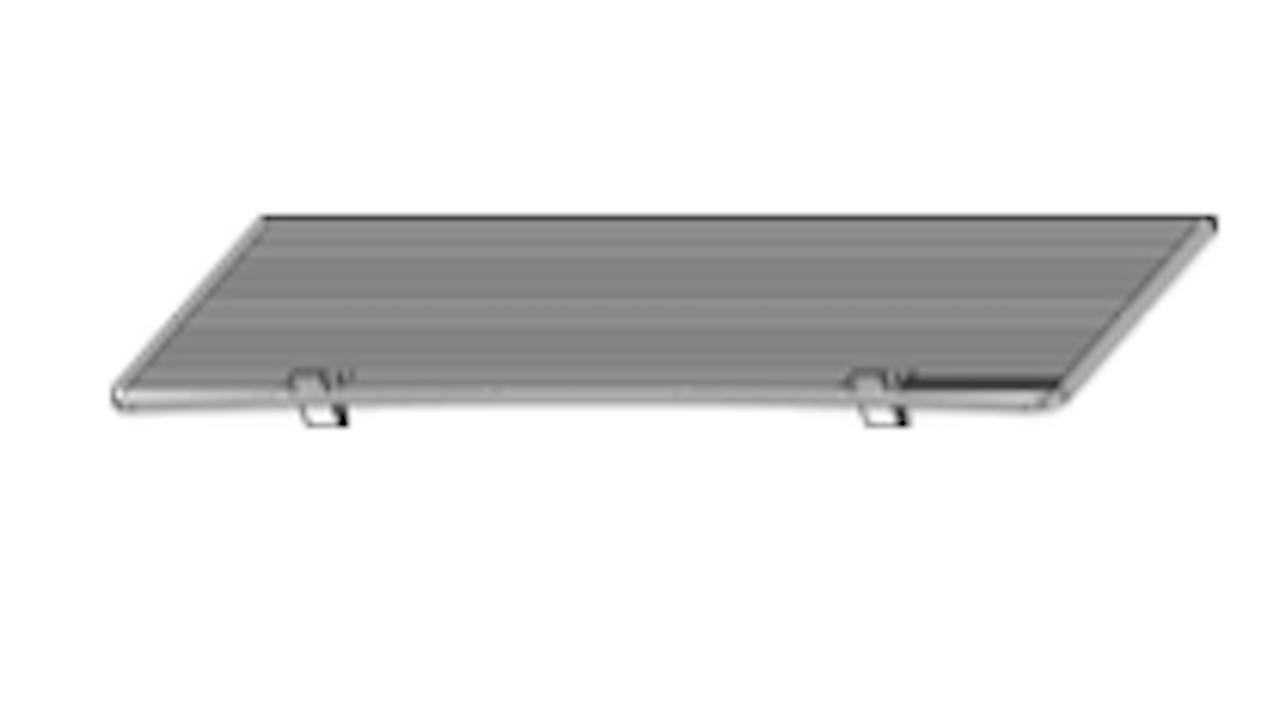 Lampglas Franke, Futurum, Cylinda 60/ 70 cm
