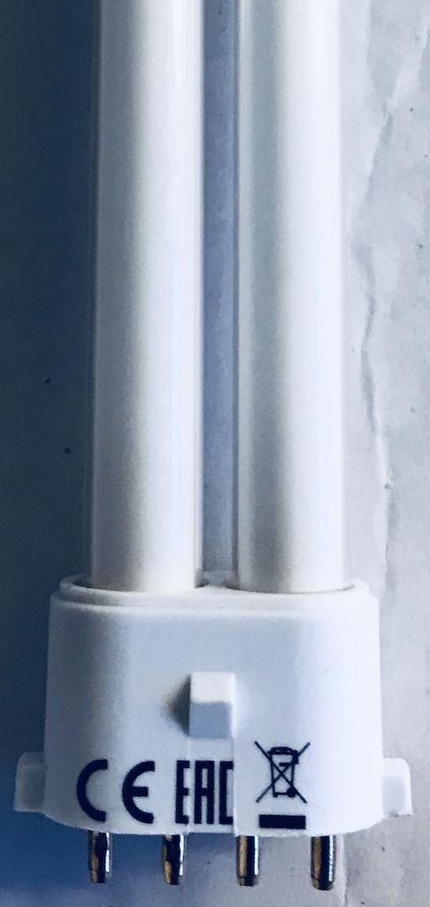 Lysrör 9W 2G7 - 4 stift