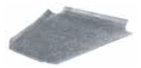 Metalltrådsfilter Franke, Futurum, Cylinda 400