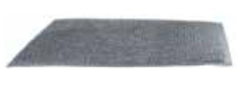 Filter Franke, Futurum, Cylinda, m.fl. Metalltråd 200
