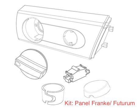 Panel Franke, Futurum 210 vit